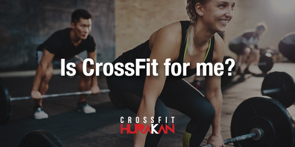 Is CrossFit for me?