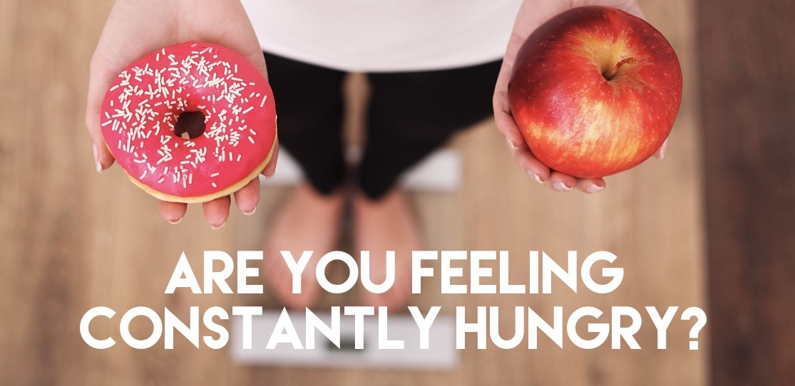 Are you feeling constantly hungry?