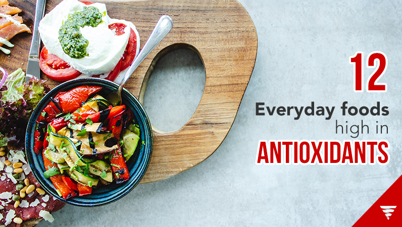12 Everyday foods high in antioxidants